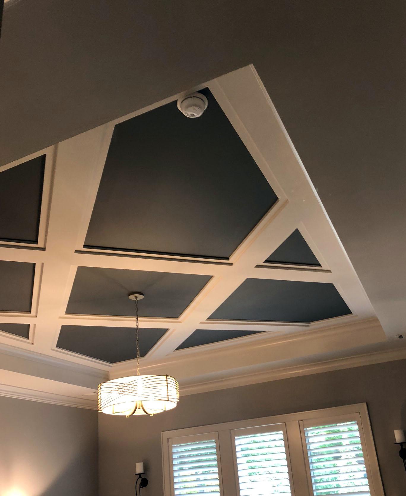 Unique Ceiling Designs Mid City Lumber
