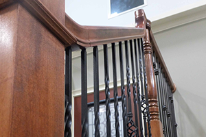 Custom Millwork, Stair Parts, & Supplies