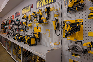 Power Tools, Hand Tools, & More